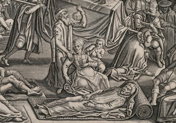 Plagues, Practitioners and Prints: Visualizing Pre-Modern Medical Know-How