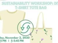 Sustainability Workshop: DIY T-Shirt Tote Bag