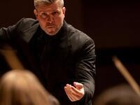 Cornell Orchestras presents conductor, Edwin Outwater