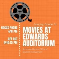 Movie Night at Edwards Auditorium