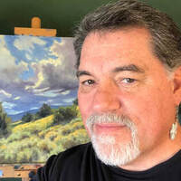 SCAA Oil Painting Workshop - Virtual