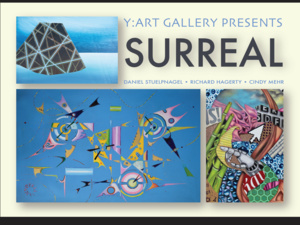 Y:ART Gallery Presents the 'SURREAL' Exhibition