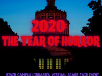 2020: The Year of Horror | River Campus Libraries Virtual Scare Fair Event