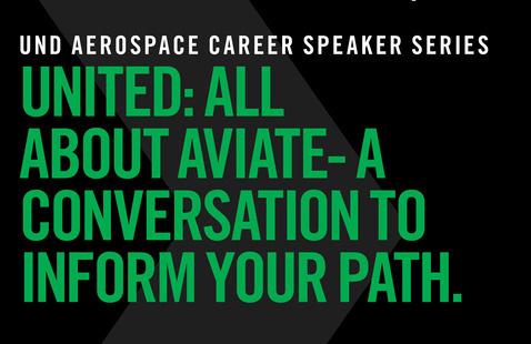 UND Aerospace Career Speaker Series   Episode 8