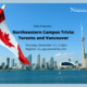 Northeastern Campuses Trivia: Canada! Toronto and Vancouver