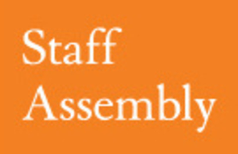 Staff Assembly General Meeting