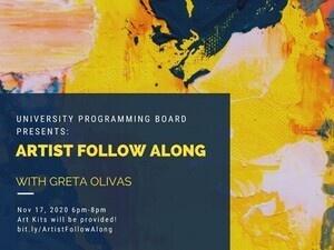 Artist Follow Along: Take and Make!