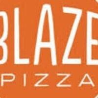 Blaze Pizzeria Restaurant Night