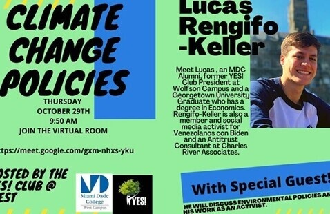 CLIMATE CHANGE POLICIES !