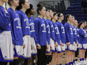 Charger Women's Basketball at Lake Erie