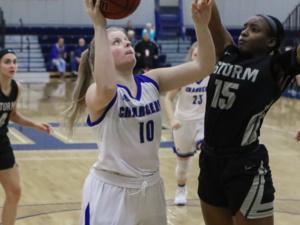 Charger Women's Basketball vs Lake Erie
