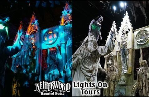 Netherworld Lights On Tour
