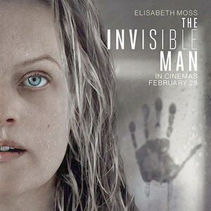 CAB Take Two Presents: The Invisible Man