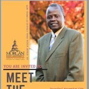 Town Hall with Dr. M'bare N'gom, Dean of the College of Liberal Arts