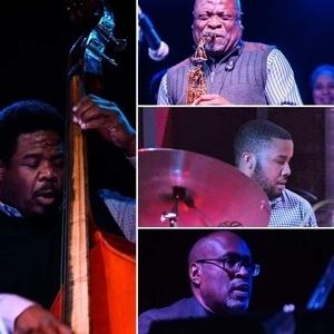 Michael Hawkins-bass; James Gates-sax; Billy Williams-drums; Dr. Weldon Hill-piano