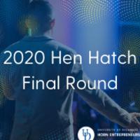 UD Horn- 2020 Hen Hatch Final Round