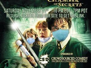 Free Online Roast of Harry Potter 2