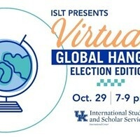 Global Hangout with ISLT - Election Edition