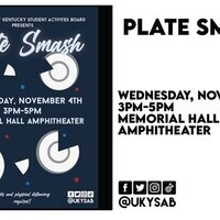 Plate Smash