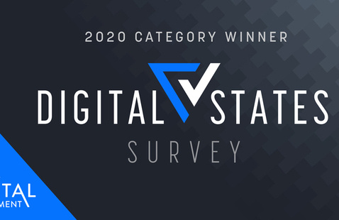 Indiana recognized for outstanding digital government service