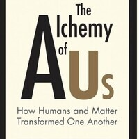 Book cover: The Alchemy of US