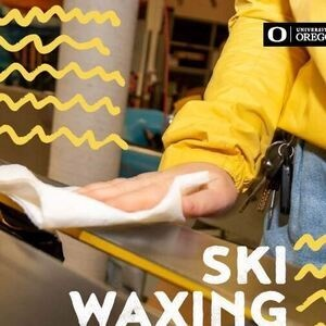 Event: Free Ski/Board Waxing at the OP Rental Barn
