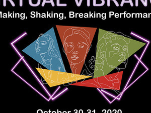 Virtual Vibrance: Making, Shaking, Breaking Performance