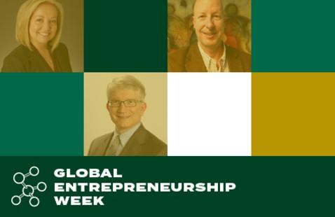 Global Entrepreneurship Week: Pandemic Preparedness and Response Panel