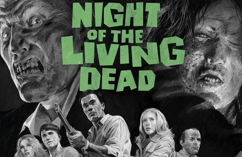 Film Board Streams: Night of the Living Dead