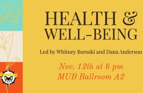 HuskyLead: Health and Well-Being