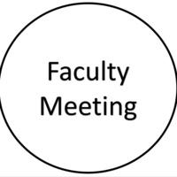 BFSCI Faculty Meeting
