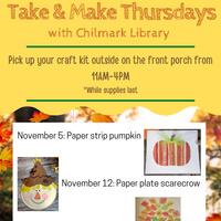 Make & Take Thursdays