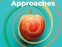 Cover for the openly published book, Open Pedagogy Approaches: Faculty, Library, and Student Collaborations