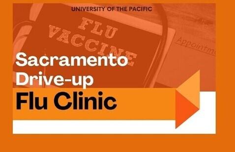 Sacramento Campus Drive-up Flu Clinic