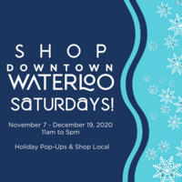Shop Downtown Saturdays