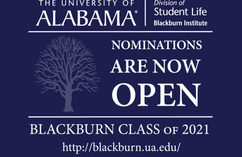 Blackburn Institute Nominations