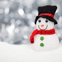 Build a Snowman Storytime and Snowflake Craft
