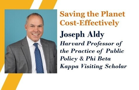 Saving the Planet Cost-Effectively