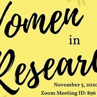 Women in Research Panel