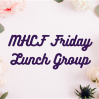 Mount Holyoke Christian Fellowship Friday Lunch Group