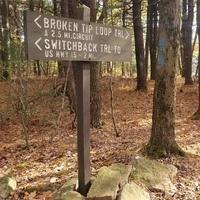 Hike the Broken Tip