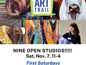 Visit Artist Studios - First Sat. on the Greater Ithaca Art Trail