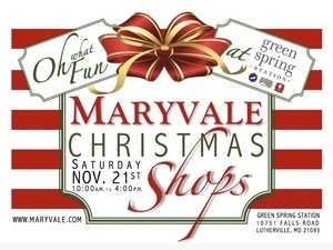 Maryvale Christmas Shops at Green Spring Station