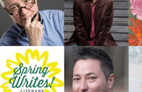 Spring Writes Literary Festival in November (23 Virtual Events!)