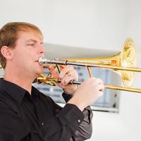 Faculty Artists: Matthew Driscoll, trombone, Catherine H. Garner, piano