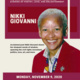 An Evening of Poetry, Love, and Enlightenment with Nikki Giovanni