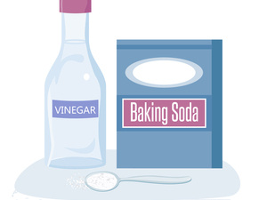 Science Together: Baking Soda & Vinegar