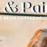 Sip & Paint at Pure Bean