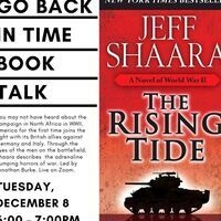 Go Back in Time Book Talk