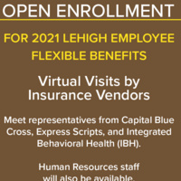 Virtual Insurance Vendor Visits   Human Resources